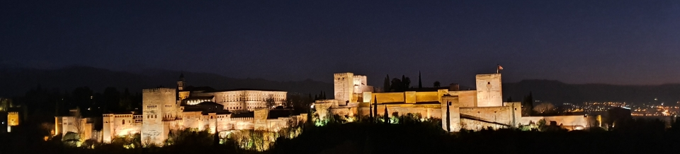 ▲ 알함브라 궁전